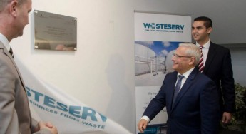 €12m Autoclave project in Marsa launched by Wasteserv