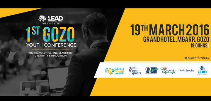 Gozo Youth Council organises the 1st Gozo Youth Conference