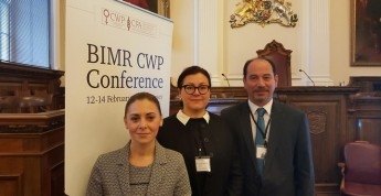 Maltese delegation take part in CWP Conference in Guernsey