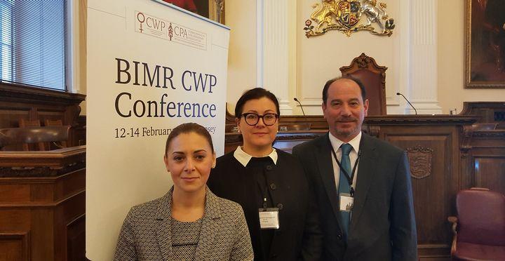 Maltese delegation take part in CWP Conference in Guernsey