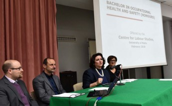 Bachelor's Degree course launched in Occupational Health & Safety