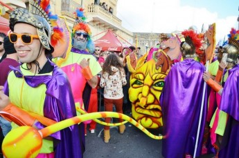 Carnival kicks off in Gozo with 5 fun-packed days of events!
