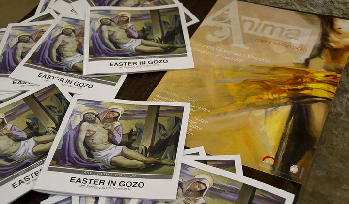 Easter launched in Gozo - Art, Faith and Traditions: 3rd edition
