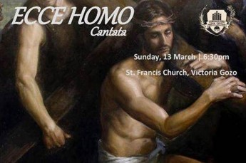 Concert of Sacred Music: `Ecce Homo' with the Santa Cecilia Choir