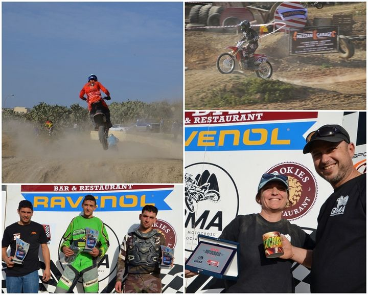 Gozo Motocross Fun Race: Challenging, exciting races riders & fans