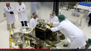 University of Malta unveils the nation's first space mission