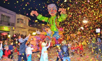 Grand Finalé brings five days of Carnival fun to a close in Gozo