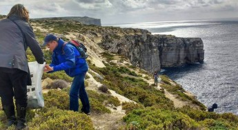 Gozo Rocks Clean & Green Hikes will be back later in the year