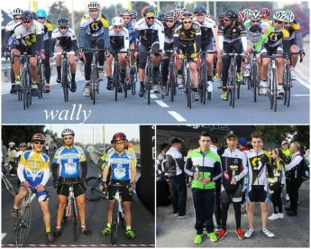 Newly formed Gozo Cycling Team competes in first race in Malta