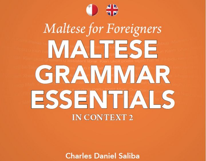 Maltese for Foreigners: Book & CD on Maltese Grammar Essentials
