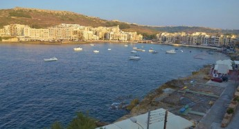 Arrivals in Gozo accommodation up 4.2%, with nights spent down