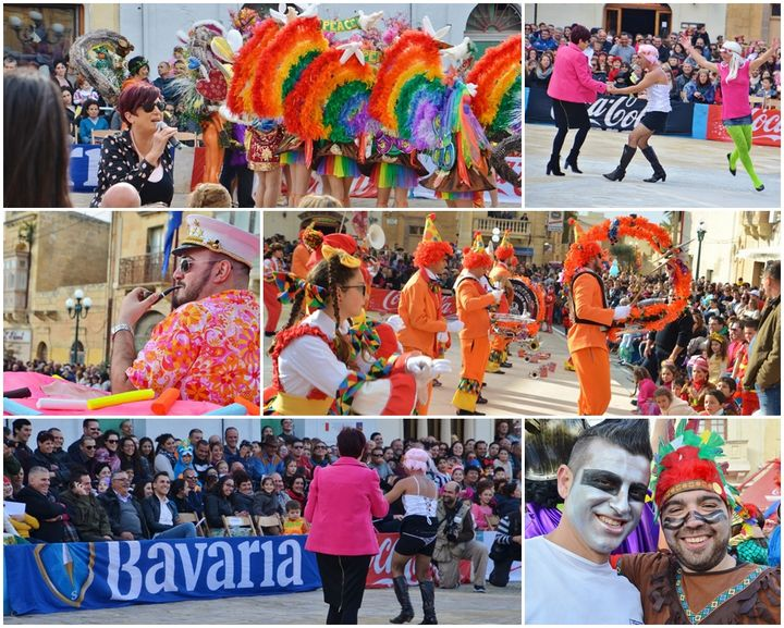Nadur Organised Carnival will get celebrations underway in Gozo