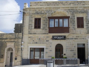 Gozo Minister visits Quaint Boutique Hotels, Xewkija hotel opening soon