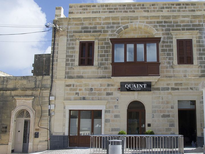 Gozo news com for Quaint hotel