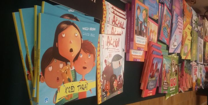 Gozo project to encourage a love of books & promote reading in schools