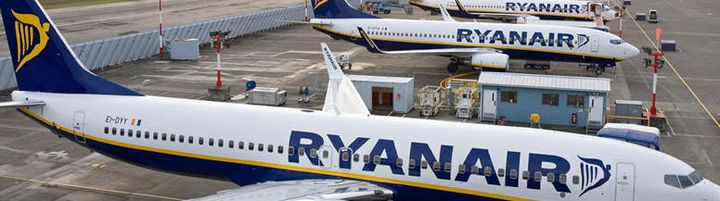 Over 500,000 seats on sale with Ryanair