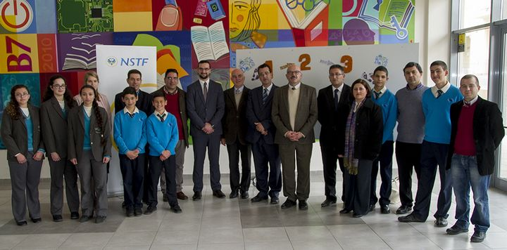 NSTF Science Days in Gozo 3rd edition official launch