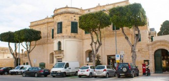 Wirt Ghawdex restores façade of the Old Victoria Hospital in Gozo