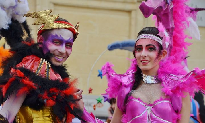 Carnival fever gets underway later this month in Gozo