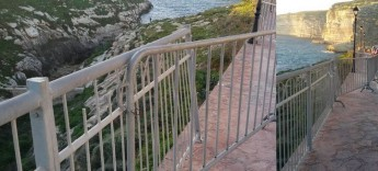 Gozo MP warns of danger due to missing safety railing in Xlendi
