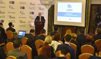 Minister for Gozo addresses the 1st Gozo Youth Conference