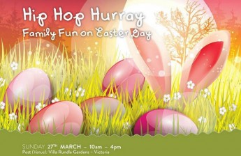 Easter Party Day: Fun for all the family at Villa Rundle on Sunday