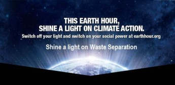Gozo and Malta to commemorate Earth Hour 2016 on Saturday