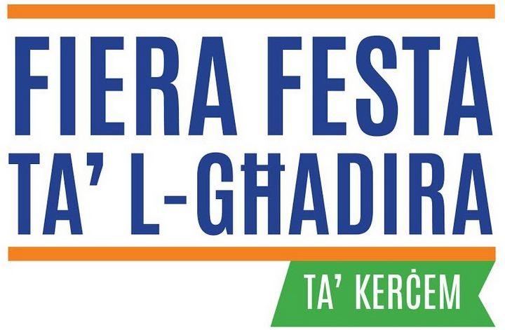 Fiera ta' l-Ghadira taking place this Sunday in Kercem