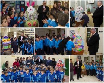 Gozo College Easter Eggs: dEGGorate winner decision on Sunday