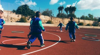 Gozo College Physical Education Pilot Project for Kindergarten classes