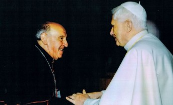 Funeral of Archbishop Guzeppi Mercieca takes place on Wednesday