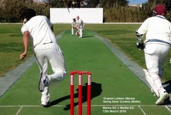 Marsa CC win final match of the Cricket Winter League