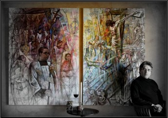Exhibition by Gozitan artist George Scicluna: Memories of Gozo