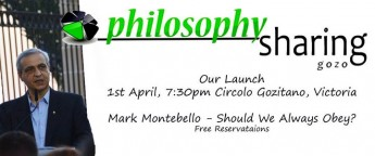 Foundation Philosophy Sharing: Launch of new Gozo section