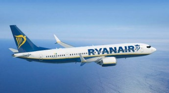 50,000 Ryanair seats on sale at €9.99 for travel October-December