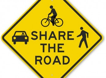 AD calls for a 'share the road' safety campaign