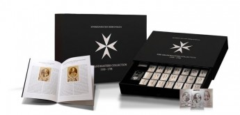 MaltaPost launches The Grandmasters Collection 1530 -1798