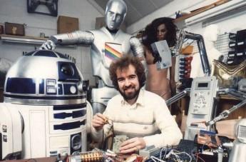 Tony Dyson, creator of Star Wars robot R2-D2, found dead in Gozo