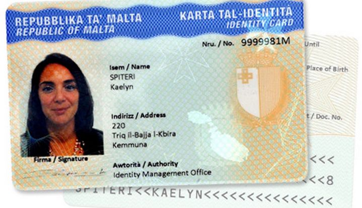 ID & Residence Cards without electronic chip no longer valid