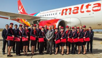 Air Malta latest group of cabin crew get their wings
