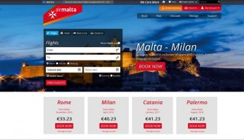 Air Malta launches best fare calender & booking engine for mobile devices