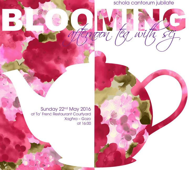 Blooming… a concert with a difference - Afternoon tea with SCJ