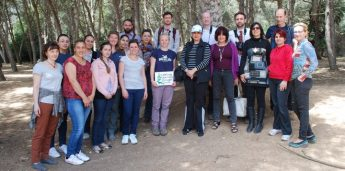 BLM hosts international training week on learning about the environment