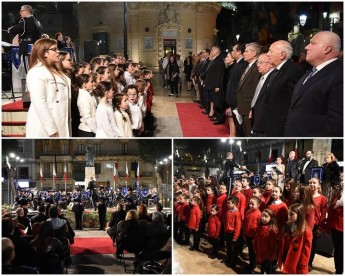 37th anniversary of Freedom Day celebrated with a concert in Gozo