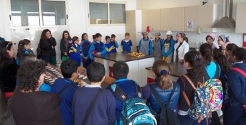 Gozo College Secondary School open days for primary students