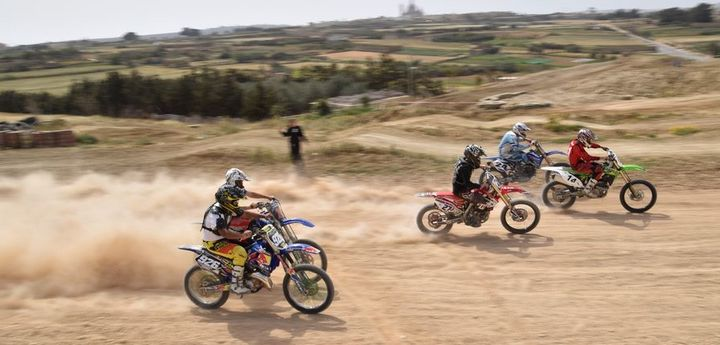 Exciting & competitive racing in 5th round of Gozo Motocross Championship