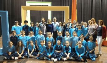 Gaulitana Musical Educational Programme finishes with theatre tour