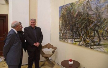 Memories of Gozo: Exhibition by George Scicluna inaugurated