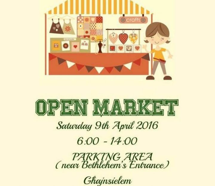 Open Market next Saturday organised by Ghajnsielem Local Council