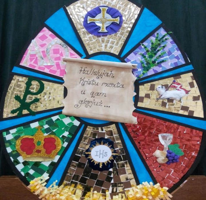 Ghajnsielem Primary wins Easter Egg Competition for Gozo Primary Schools
